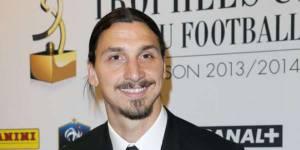 Trophées UNFP 2014 : Zlatan Ibrahimovic et les autres gagnants
