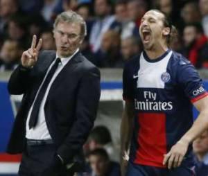 PSG : Laurent Blanc reste entraineur de l'équipe jusqu'en 2016