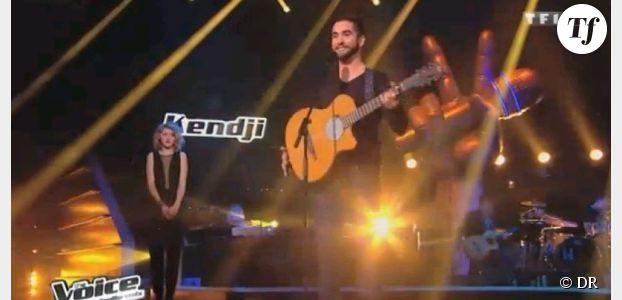 Kendji : le gagnant de The Voice félicité par Eva Longoria