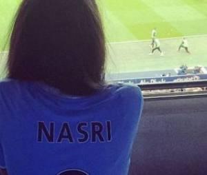 Samir Nasri : sa chérie Anara Atanes insulte Didier Deschamps