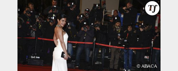 Cannes 2014 : Ayem Nour montre sa culotte (photo)