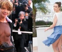 Cannes 2014 : culotte, sein & cie, les stars les plus indécentes de l'histoire du Festival