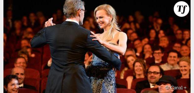 Cannes 2014 : Lambert Wilson danse avec Nicole Kidman (Vidéo Replay)