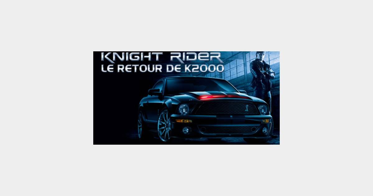 knight rider le retour de k2000 saison 1