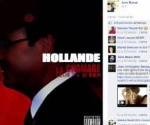 Booba: François Hollande rappe habillé en Ünkut