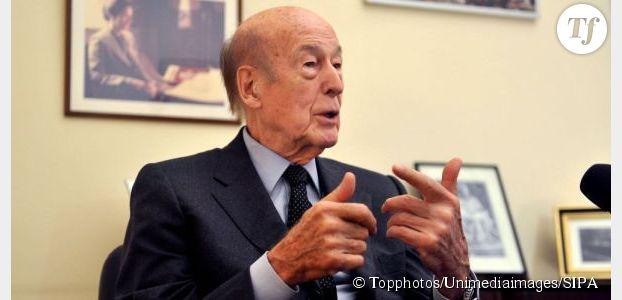 """""""Les Enfants de la télé"""" : Valéry Giscard d'Estaing invité d'Arthur"""