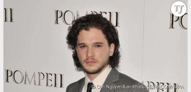 Game of Thrones : Kit Harington (Jon Snow) au Grand Journal