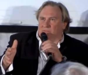 """Welcome To New York: Depardieu explique avoir """"improvisé"""" le personnage de DSK"""