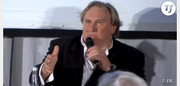 "Welcome To New York: Depardieu explique avoir ""improvisé"" le personnage de DSK"