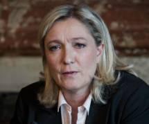 """Marine Le Pen et Vladimir Poutine : """"des valeurs communes"""""""