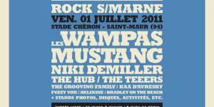 """Saint-Maur lance son Festival """"Rock sur Marne"""""""