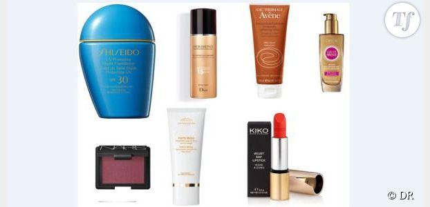 Eté 2014 : préparez votre vanity idéal pour les premiers rayons de soleil