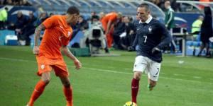 Coupe du Monde 2014 : ce sera la dernière pour Franck Ribery