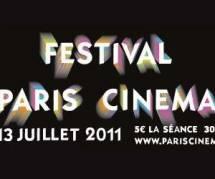 Charlotte Rampling préside le Festival Paris Cinéma 2011