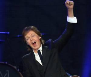Paul McCartney souffre d'une gastro-entérite