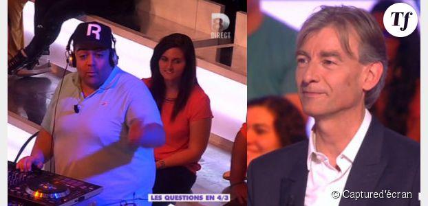 """TPMP - clash entre Gilles Verdez et le DJ Tefa : """"Tefa, calmez-vous !"""" (Vidéo)"""