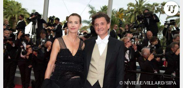 Cannes 2014 : Carole Bouquet présente son nouveau compagnon