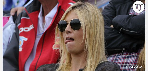 Roland Garros 2014 : Maria Sharapova et Grigor Dimitrov, un couple heureux