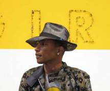 Pharrell Williams : une exposition à Paris pour le chanteur