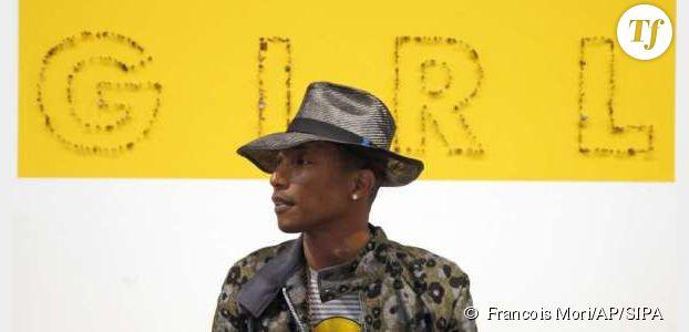 Pharrell Williams : une exposition à Paris pour le chanteur