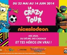 Dora, Diego, les Tortues Ninja et le CrazyTour : en mai, où trouver des activités gratuites pour enfant  ?