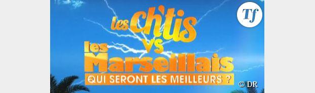 Ch'tis VS les Marseillais : découvrez une vidéo de l'émission et de ses candidats