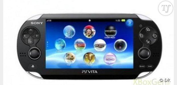PS Vita Slim : une date officielle de sortie en France