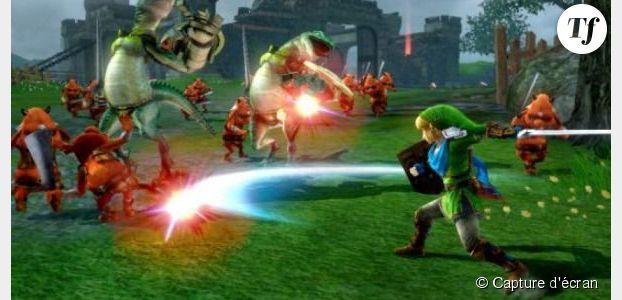 Hyrule Warriors : le nouveau Zelda se dévoile sur Wii U