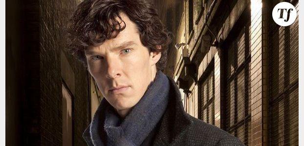 Sherlock : Benedict Cumberbatch n'était pas assez sexy pendant son casting