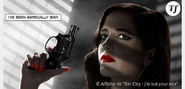 Sin City 2 : les seins d'Eva Green censurés ou l'obsession américaine pour les tétons