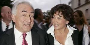 Anne Sinclair : la femme de DSK soutient son mari envers et contre tous