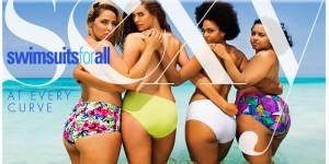 Sexy, des modèles grande taille rejouent la couverture de Sports Illustrated
