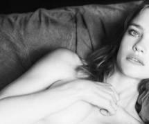 Natalia Vodianova allaite nue sur Instagram pour souhaiter un bon anniversaire à son compagnon