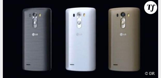 LG G3 : le smartphone plus fort que le Galaxy S5?