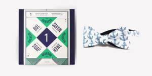 Fête des pères 2014 : cadeaux stylés pour petits budgets