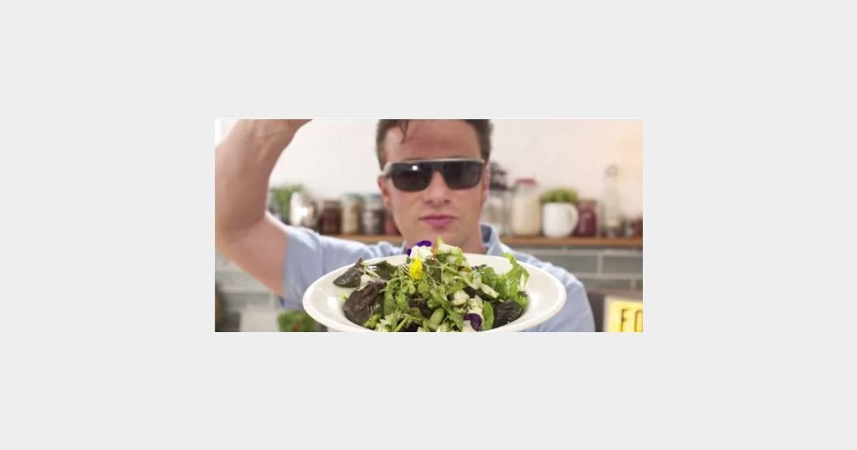 Google glass jamie oliver et sa recette tr s 2 0 - Recette de jamie oliver sur cuisine tv ...