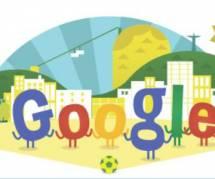 Coupe du Monde 2014 : un Doodle pour lui rendre hommage