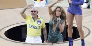 Coupe du monde 2014 : revoir le show (calamiteux) de J Lo et Pitbull à la cérémonie d'ouverture - vidéo