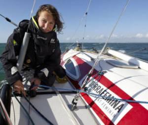 """Isabelle Joschke : """"Avant chaque course, je m'offre une semaine de repos pour me recentrer"""""""