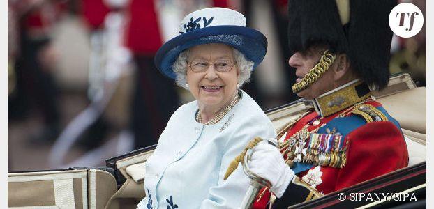 Elizabeth II : la famille royale défile dans les rues de Londres pour son anniversaire