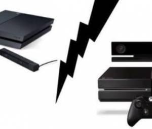 La PS4 est toujours plus forte que la Xbox One