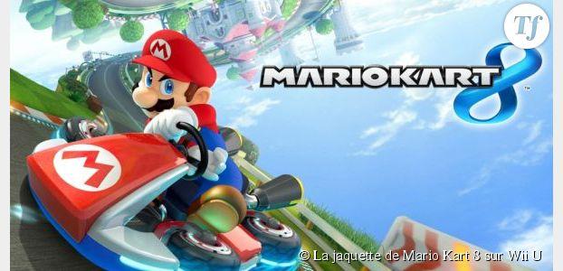Mario Kart 8 : un énorme carton sur Wii U