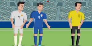 Luis Suarez : un petit jeu qui a du mordant sur Internet