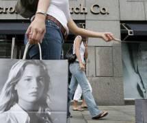 Abercrombie & Fitch lance les vêtements taille anorexique
