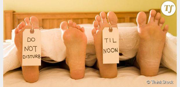Les couples qui dorment nus sont plus heureux que les autres