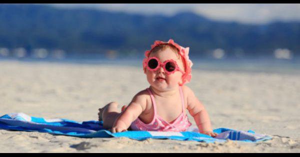 Cr mes solaires pour b b s ce qu il faut savoir - Tout ce qu il faut pour bebe ...