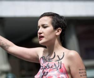 Amina Sboui : l'ex-Femen affirme avoir été agressée et tondue sur la place de Clichy