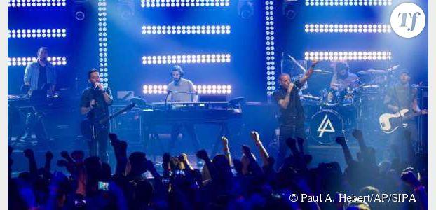Linkin Park en concert en France le 16 novembre 2014
