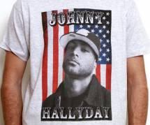 Booba comparé à Johhny Hallyday sur un t-shirt hilarant