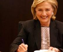 Hillary Clinton : revoir son interview sur TF1 en replay